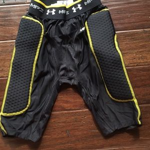 NWT UA compression hot gear series
